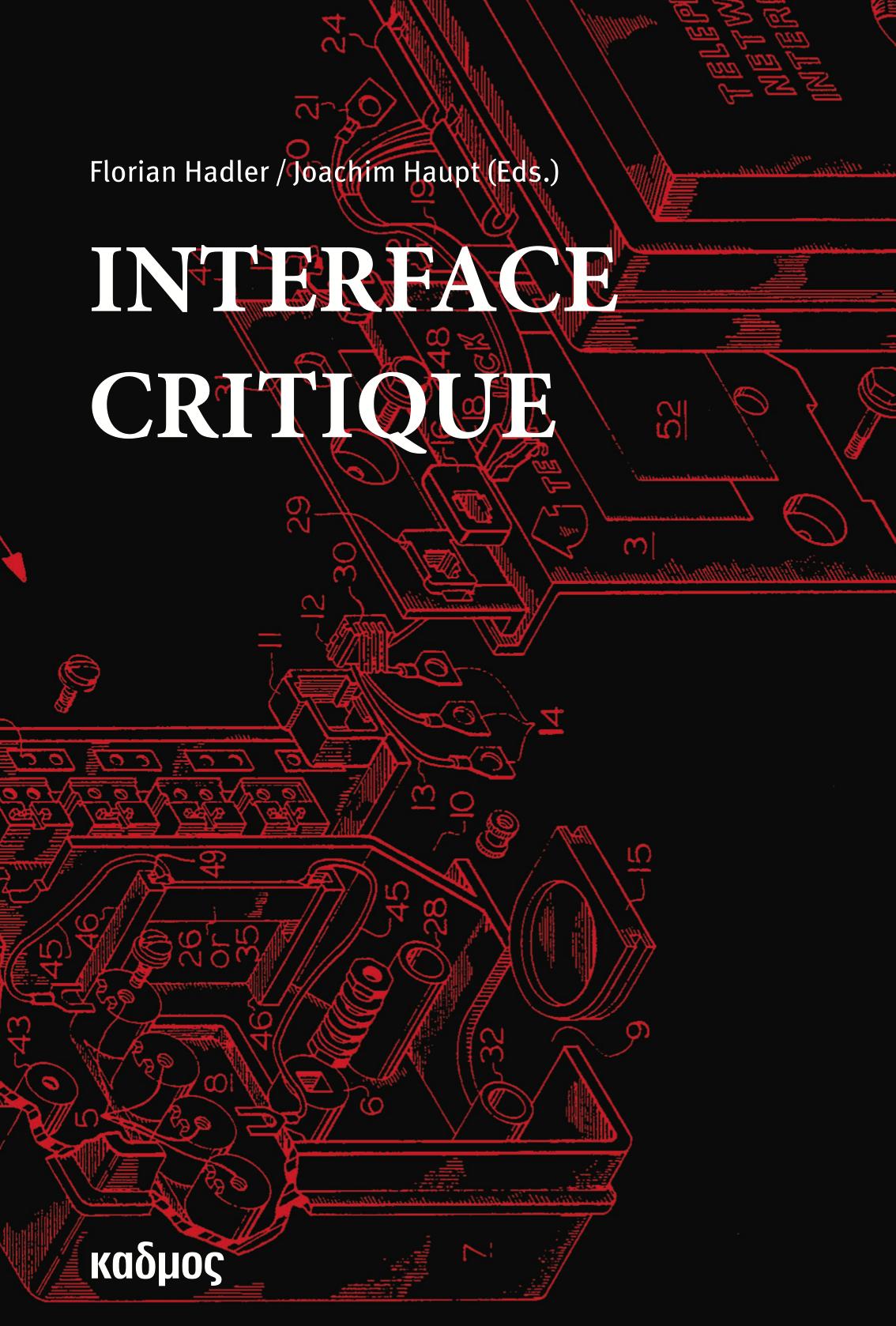 INTERFACE CRITIQUE book