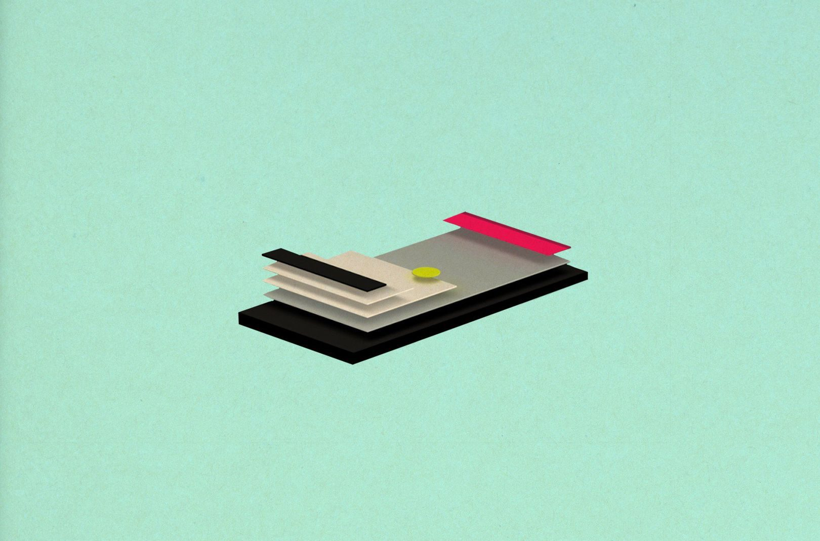 Googles Material Design Mockup 2014